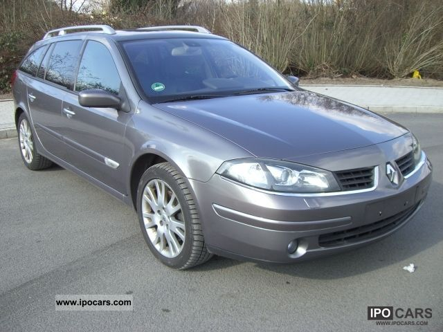 Renault  Laguna 3.0 24V LPG Initial FULL THROTTLE 2006 Liquefied Petroleum Gas Cars (LPG, GPL, propane) photo
