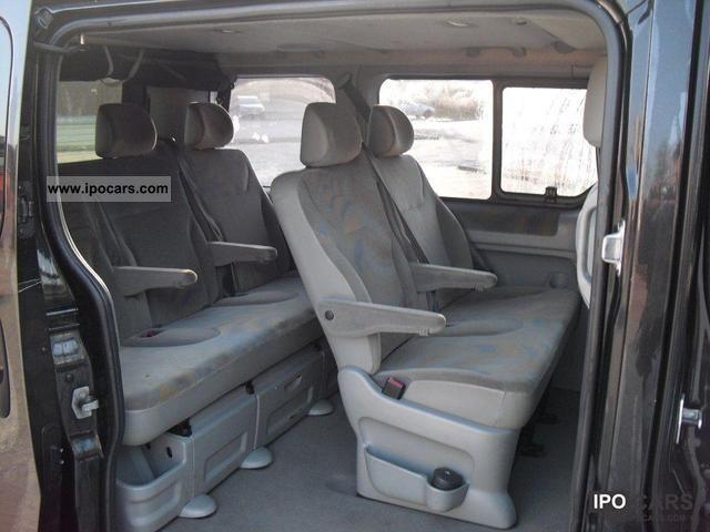2004 renault trafic 2 5 dci privilege passenger car. Black Bedroom Furniture Sets. Home Design Ideas