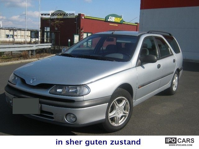 1999 Renault  1.9 dti sher good condition / / / New tuv \\ \\ \\ Estate Car Used vehicle photo