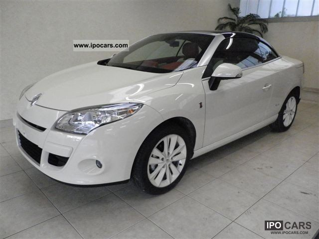 2012 renault megane coupe cabriolet floride tce 130 car photo and specs. Black Bedroom Furniture Sets. Home Design Ideas