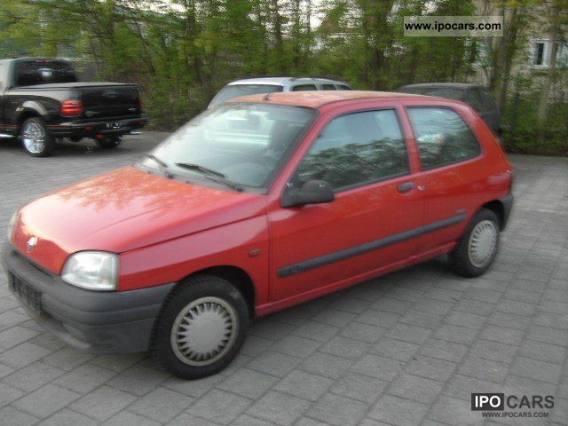 1998 renault t v new clio car photo and specs. Black Bedroom Furniture Sets. Home Design Ideas