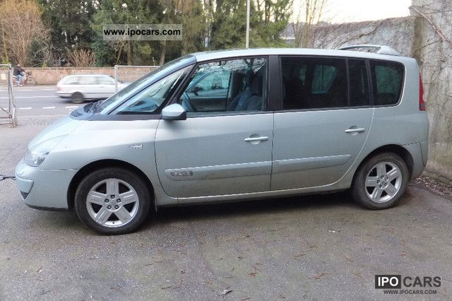 2002 renault espace 2 2 dci authentique car photo and specs. Black Bedroom Furniture Sets. Home Design Ideas