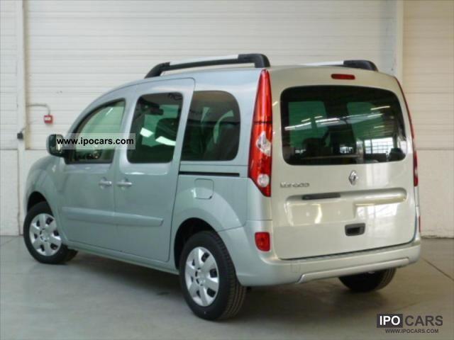 2011 renault kangoo 1 5 dci 110 privilege 5 car photo and specs. Black Bedroom Furniture Sets. Home Design Ideas