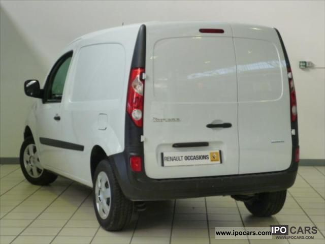 2009 renault kangoo express 1 5 dci 85 comfort car photo and specs. Black Bedroom Furniture Sets. Home Design Ideas