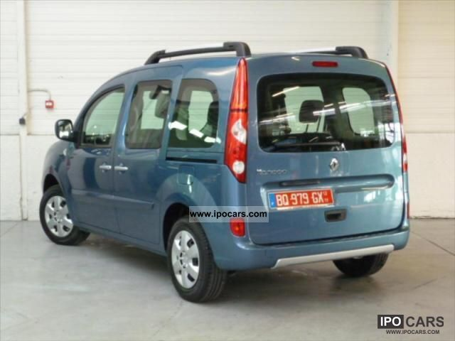 2011 renault kangoo 1 5 dci 85 expression eco2 car photo and specs. Black Bedroom Furniture Sets. Home Design Ideas
