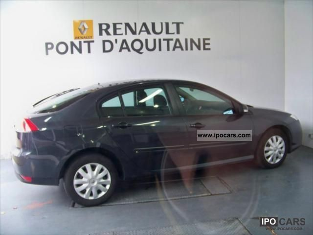 2009 renault laguna iii 2 0 dci 150 expression car photo and specs. Black Bedroom Furniture Sets. Home Design Ideas
