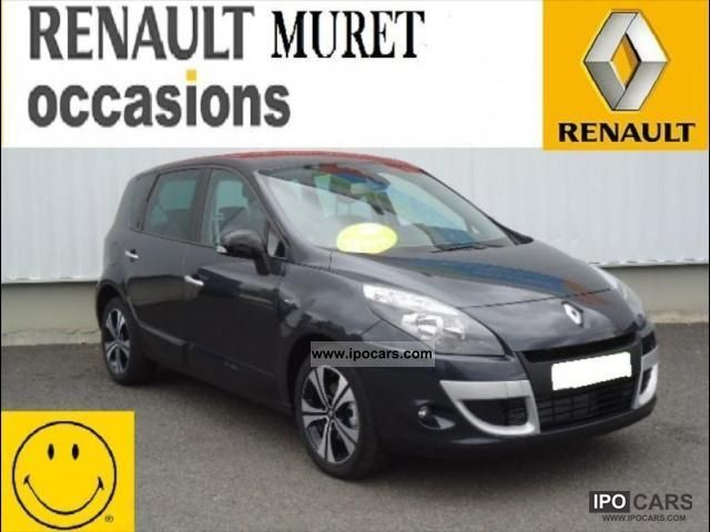 2011 renault scenic dci 130 fap iii bose 5 car photo and specs. Black Bedroom Furniture Sets. Home Design Ideas