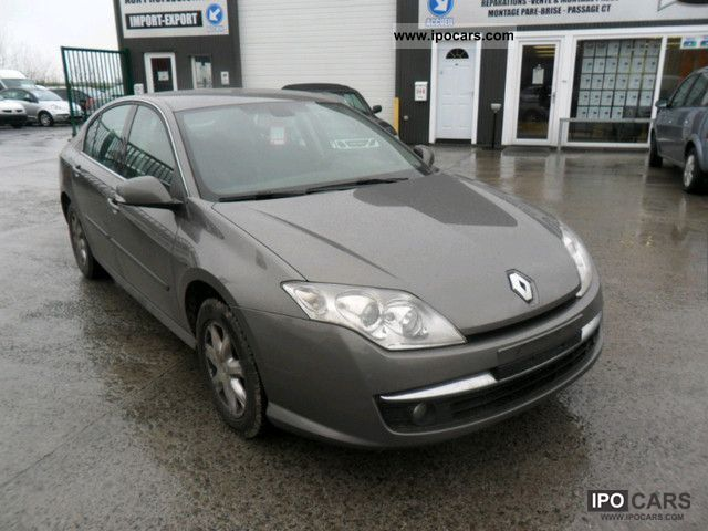 2007 Renault  Laguna 1.9 dCi ** FULL OPTION ** OKAZAUTO.BE Limousine Used vehicle photo