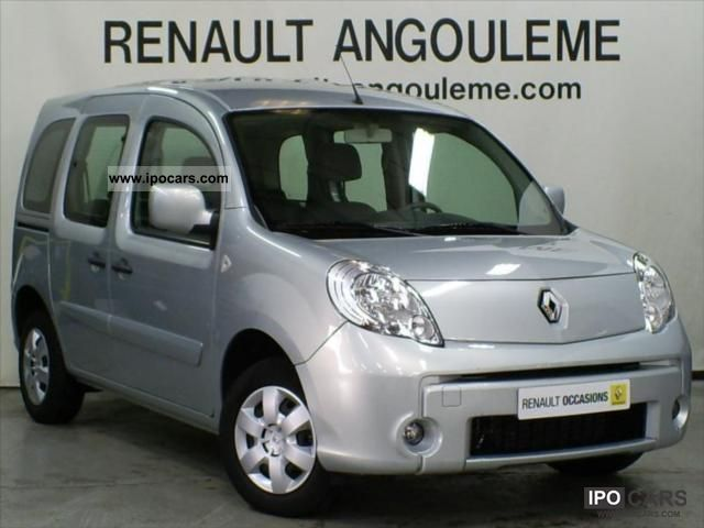 2011 renault kangoo 1 5 dci 90 privilege eco2 fap euro 5 car photo and specs. Black Bedroom Furniture Sets. Home Design Ideas