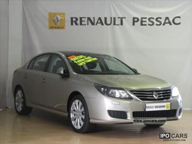 Renault Latitude V6 dCi 240 FAP initial A 2010 Used vehicle photo