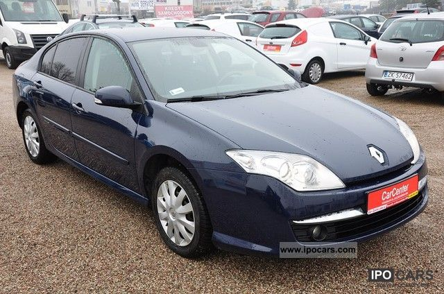 2007 Renault  Laguna 1.5 DCI 110 km Limousine Used vehicle photo