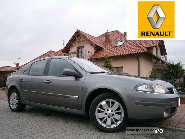 2007 Renault  Laguna dCi 130 KM + 6 b. + SERWIS Other Used vehicle photo
