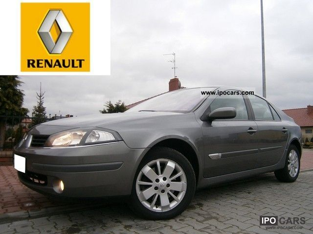 2007 Renault  Laguna 1 WL, SALON, 100% SERWIS Other Used vehicle photo