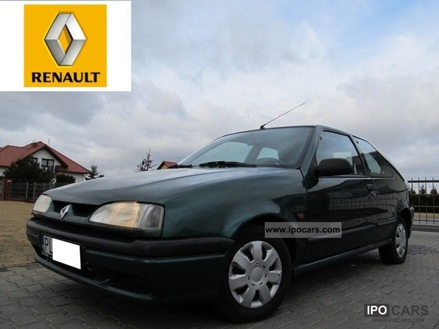 1994 Renault  19 100% SPRAWNY, POLECAM! Other Used vehicle photo
