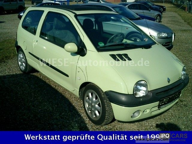 2006 renault twingo 1 2 car photo and specs. Black Bedroom Furniture Sets. Home Design Ideas