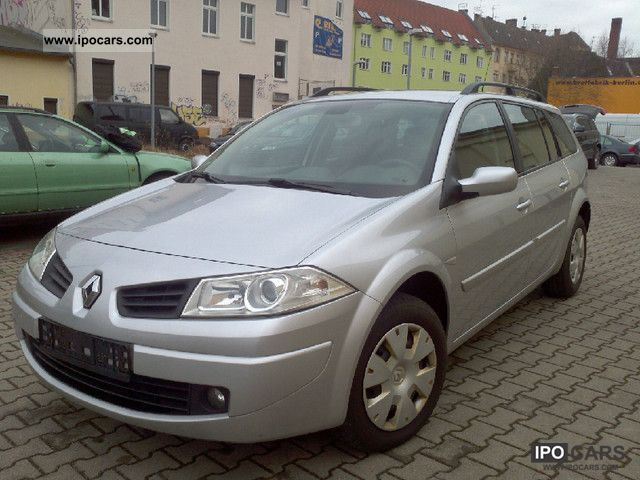 2007 Renault  1.5 dCi, AIR CONDITIONING, 143TKM, Estate Car Used vehicle photo