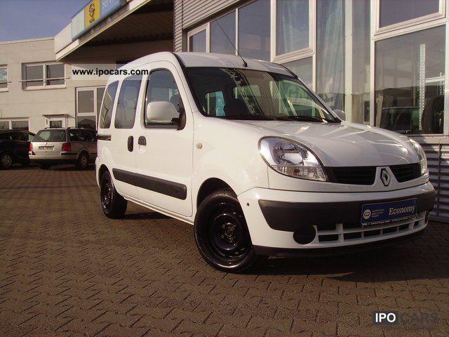 2007 Renault  Kaleido Kangoo Estate Car Used vehicle photo