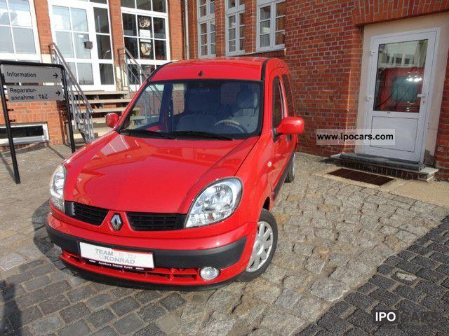 2007 Renault  Kangoo 1.6 privilege * maintained * Van / Minibus Used vehicle photo