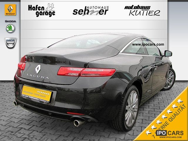 2009 renault laguna coupe gt 3 0 dci fap v6 navigation. Black Bedroom Furniture Sets. Home Design Ideas