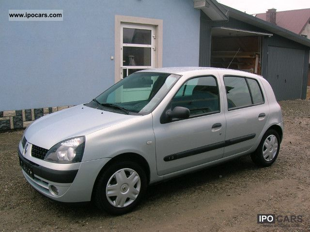 2003 Renault  climate-5 drzwi Small Car Used vehicle photo