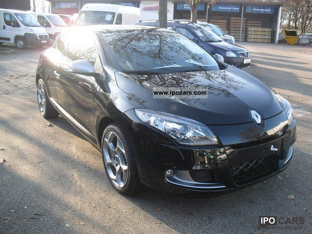 2012 renault megane coupe gt dci 160 car photo and specs. Black Bedroom Furniture Sets. Home Design Ideas