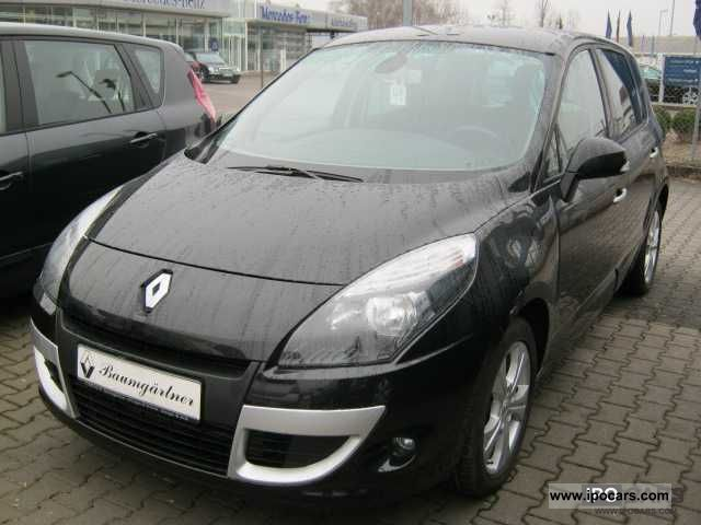 2010 renault scenic dynamique dci 130 car photo and specs. Black Bedroom Furniture Sets. Home Design Ideas