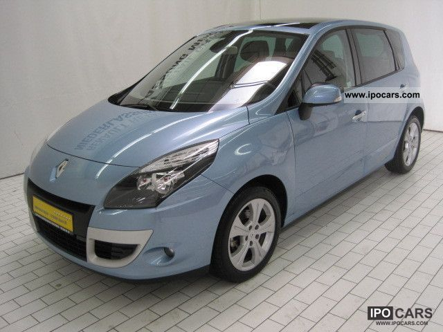 2011 renault scenic iii 1 9 dci 130 fap dynamique klimaautoma car photo and specs. Black Bedroom Furniture Sets. Home Design Ideas