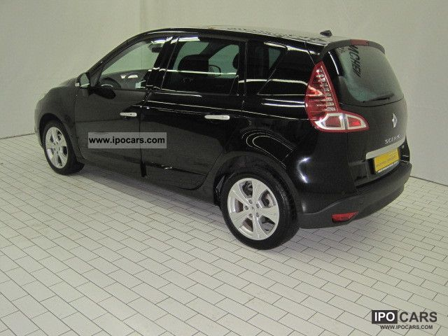 2011 renault scenic iii 1 9 dci 130 fap luxe automatic air. Black Bedroom Furniture Sets. Home Design Ideas