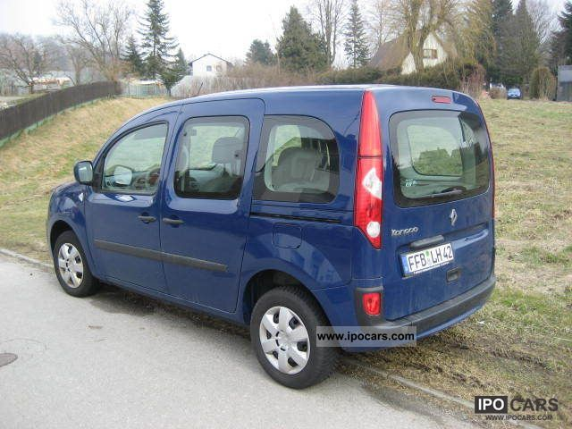 Renault  Happy Family 2009 Liquefied Petroleum Gas Cars (LPG, GPL, propane) photo