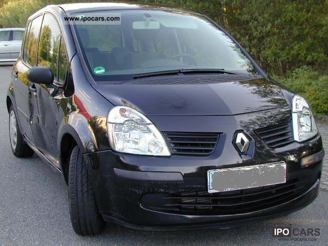 2007 Renault  Modus 1.2 16V Exception Van / Minibus Used vehicle photo