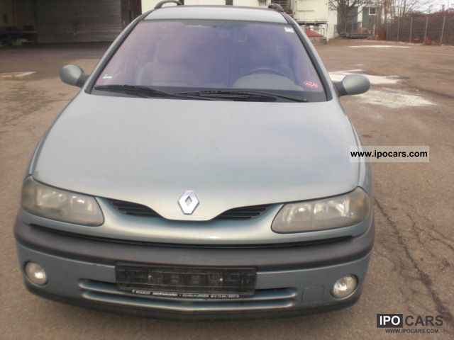 2000 Renault  1.8 climate control, leather. D4 Estate Car Used vehicle photo