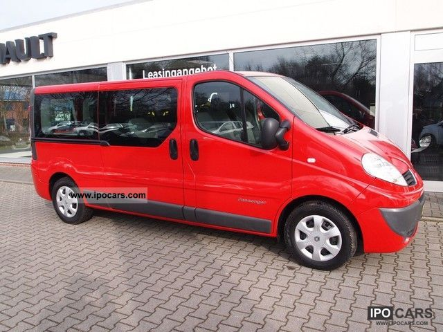 2009 renault trafic 2 5 dci 150 fap combi l2h1 car photo and specs. Black Bedroom Furniture Sets. Home Design Ideas