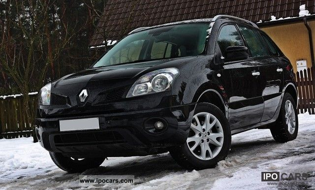 2009 renault koleos 2 0 dci fap 4x4 expression car photo. Black Bedroom Furniture Sets. Home Design Ideas