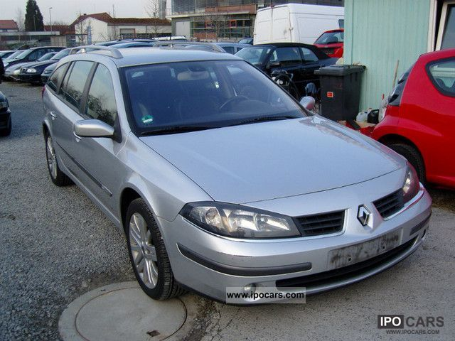2006 renault laguna 2 2 dci fap privilege car photo and specs. Black Bedroom Furniture Sets. Home Design Ideas