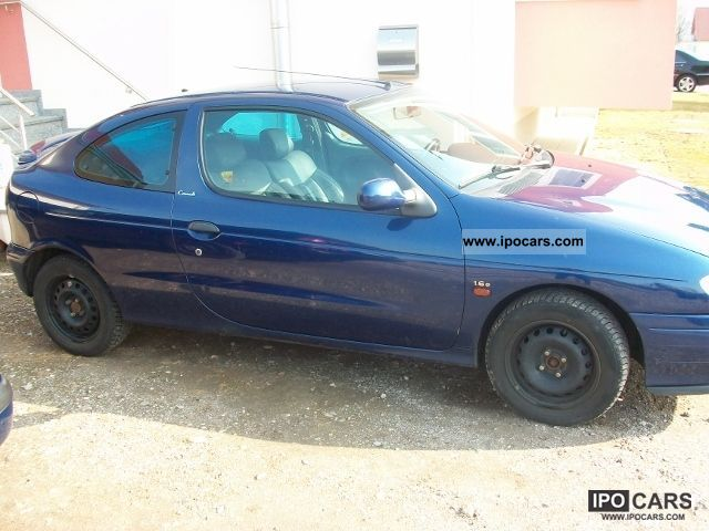 1998 Renault  Coupe Sports car/Coupe Used vehicle photo