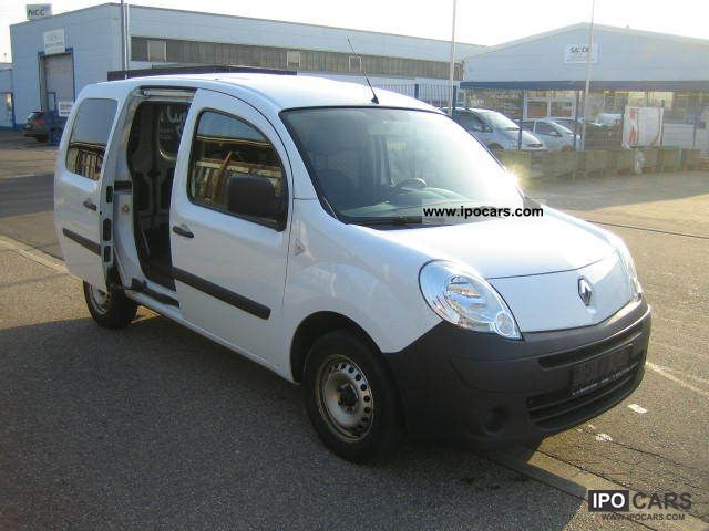 2008 renault kangoo 1 5 dci car photo and specs. Black Bedroom Furniture Sets. Home Design Ideas