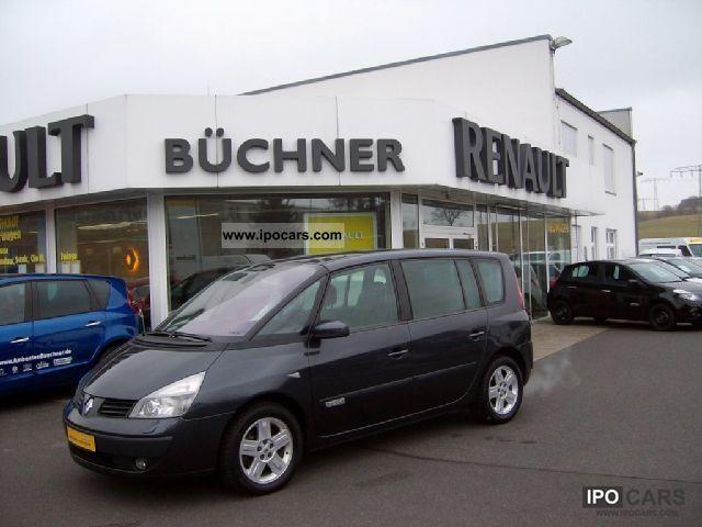 2006 Renault  Espace 3.0 dCi Privilege Estate Car Used vehicle photo