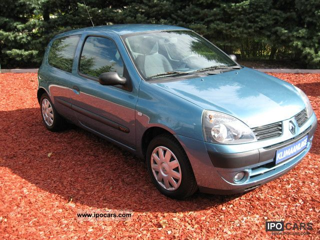 2004 Renault  1.2 16V Small Car Used vehicle photo