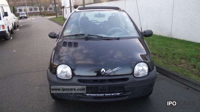 2002 Renault  * New Twingo inspection Tüv 09/2013 Small Car Used vehicle photo