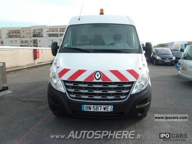 2011 Renault  Master Fg F3300 L2H2 dCi100 Cft Limousine Used vehicle photo