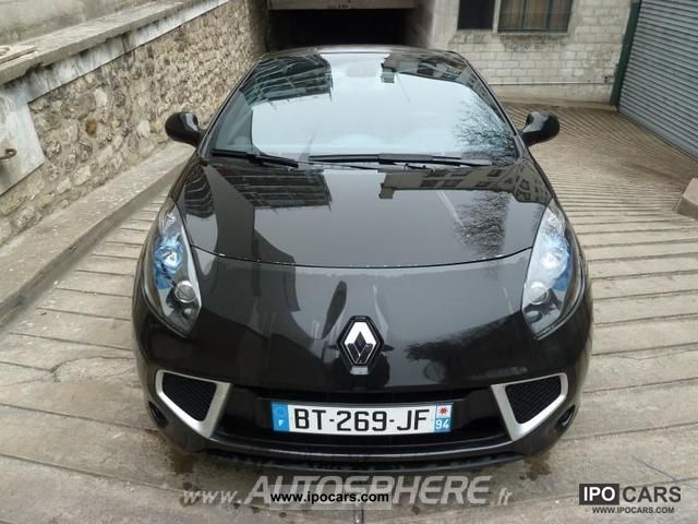 2011 Renault  1.2 TCE Wind Collection Cabrio / roadster Used vehicle photo