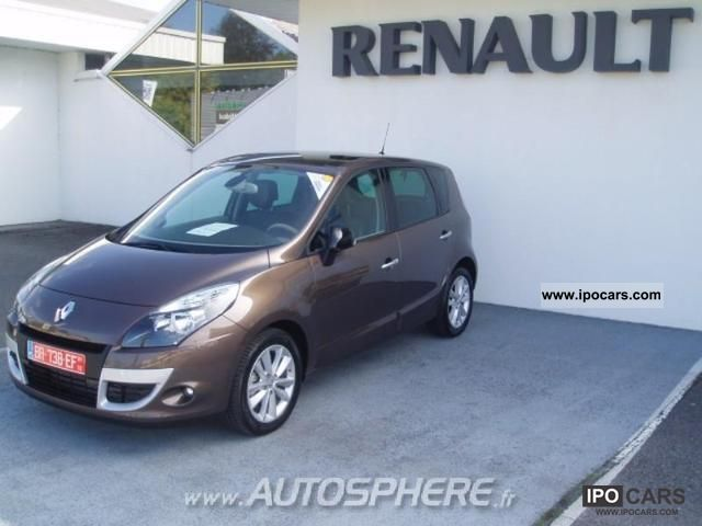 2011 renault fap scenic 2 0 dci150 jade ba car photo and specs. Black Bedroom Furniture Sets. Home Design Ideas