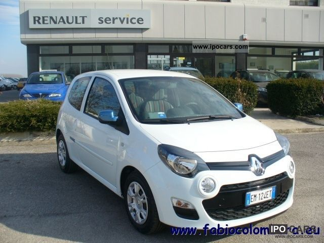 2012 Renault Twingo 12 16v Live Car Photo And Specs