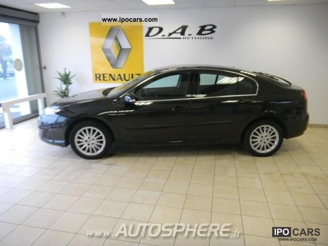 2009 renault laguna black edition 1 5 dci110 ecoa car photo and specs. Black Bedroom Furniture Sets. Home Design Ideas