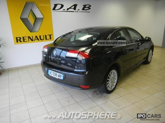 2009 renault laguna black edition 1 5 dci110 ecoa car. Black Bedroom Furniture Sets. Home Design Ideas