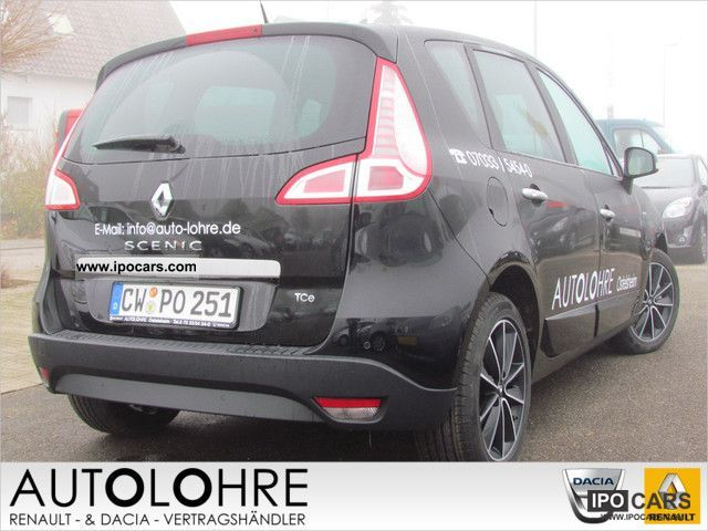 2012 renault scenic bose edition dci 130 pdc air navi bose car photo and specs. Black Bedroom Furniture Sets. Home Design Ideas