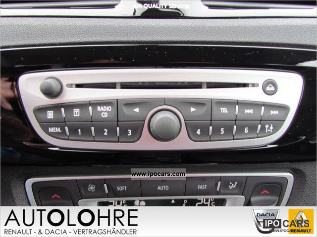 2012 renault grand scenic dci 130 fap bose edition start st car photo and specs. Black Bedroom Furniture Sets. Home Design Ideas