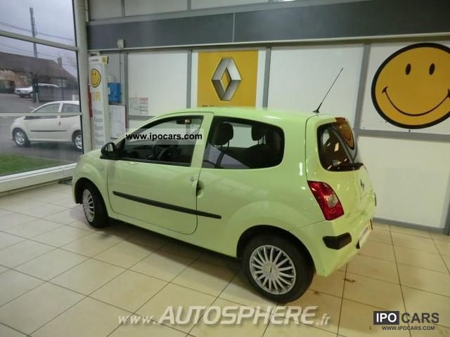 2007 renault twingo ii 1 2 car photo and specs. Black Bedroom Furniture Sets. Home Design Ideas