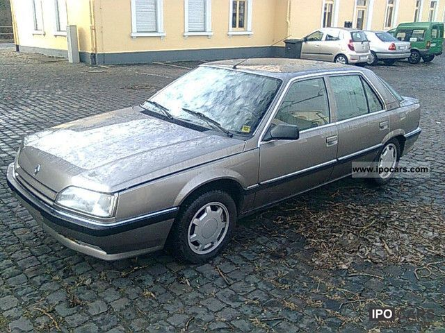 1991 Renault  R 25 TX Limousine Used vehicle photo
