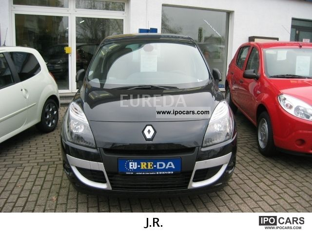 2011 renault scenic dci 130 bose edition car photo and specs. Black Bedroom Furniture Sets. Home Design Ideas